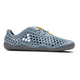 Vivobarefoot Ultra 3 Bloom Zapatillas Hombre, finisterre lead blue/vap grey